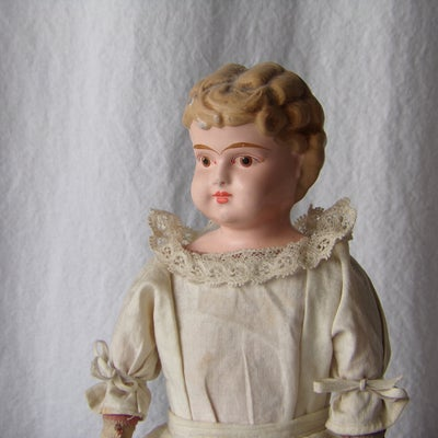 It All Started With the Tin Head Antique Doll Found In The Attic